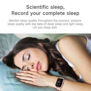 P8 Smart Watch Men Bluetooth Heart Rate Blood Pressure Round Smartwatch Women Watch Waterproof Fashion Sport Tracker WhatsApp